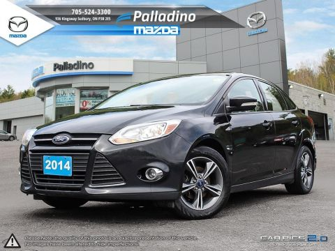 Pre-Owned 2014 Ford Focus SE - NEW TIRES - CLEAN CAR PROOF