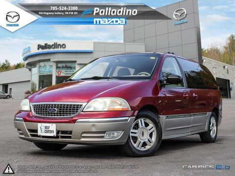Pre-Owned 2003 Ford Windstar SEL Luxury - SELF CERTIFY