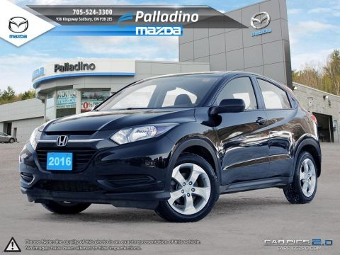 Pre-Owned 2016 Honda HR-V LX - NO ACCIDENTS - ONE OWNER