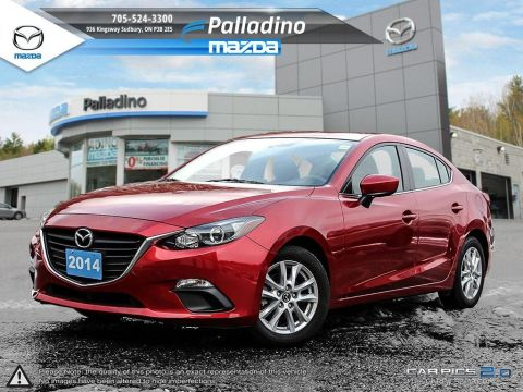 Pre-Owned 2014 Mazda3 GS-SKY FWD 4dr Car