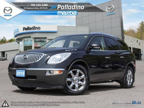 Pre-Owned 2010 Buick Enclave CXL1 - BACKUP CAM - HEATED SEATS - CERTIFIED