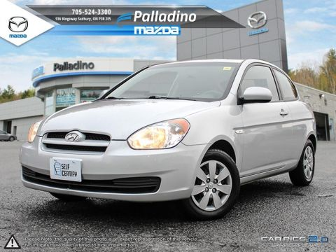 Pre-Owned 2010 Hyundai Accent - SELF CERTIFY FWD Hatchback