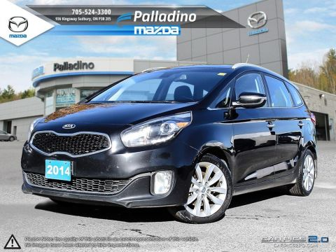 Certified Pre-Owned 2014 Kia Rondo EX -NEW TIRES AND BRAKES ALL AROUND- FWD Wagon