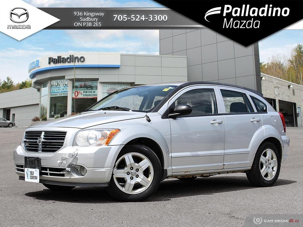 Pre-Owned 2009 Dodge Caliber SXT - SELF CERTIFY