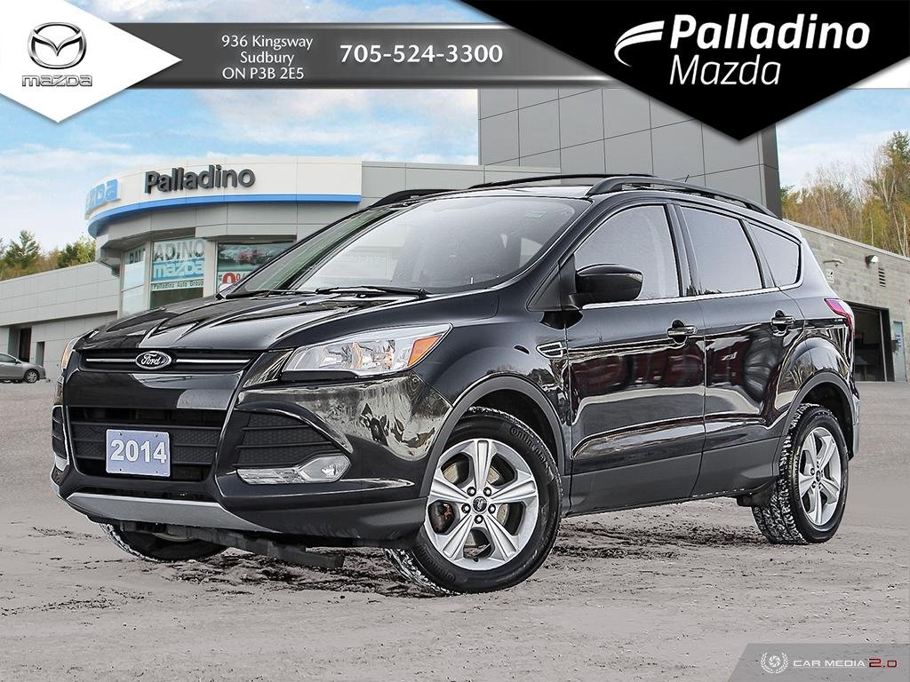 Pre-Owned 2014 Ford Escape SE - NO ACCIDENTS - LEATHER - NAV - CERTIFIED