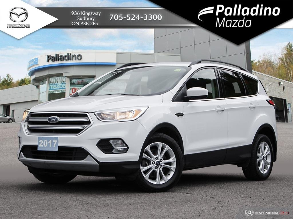 Pre-Owned 2017 Ford Escape SE - FAMILY SIZED SUV UNDER $20 000
