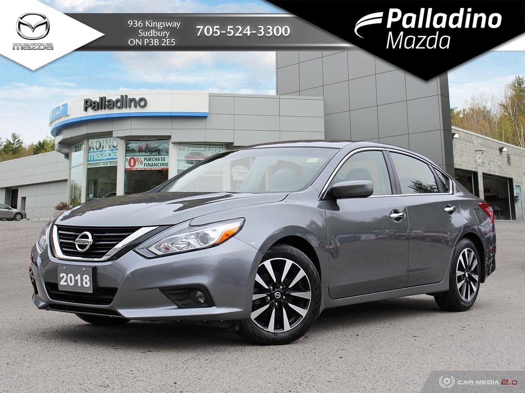 Pre-Owned 2018 Nissan Altima SV - BEST VALUE WITHIN 300KM