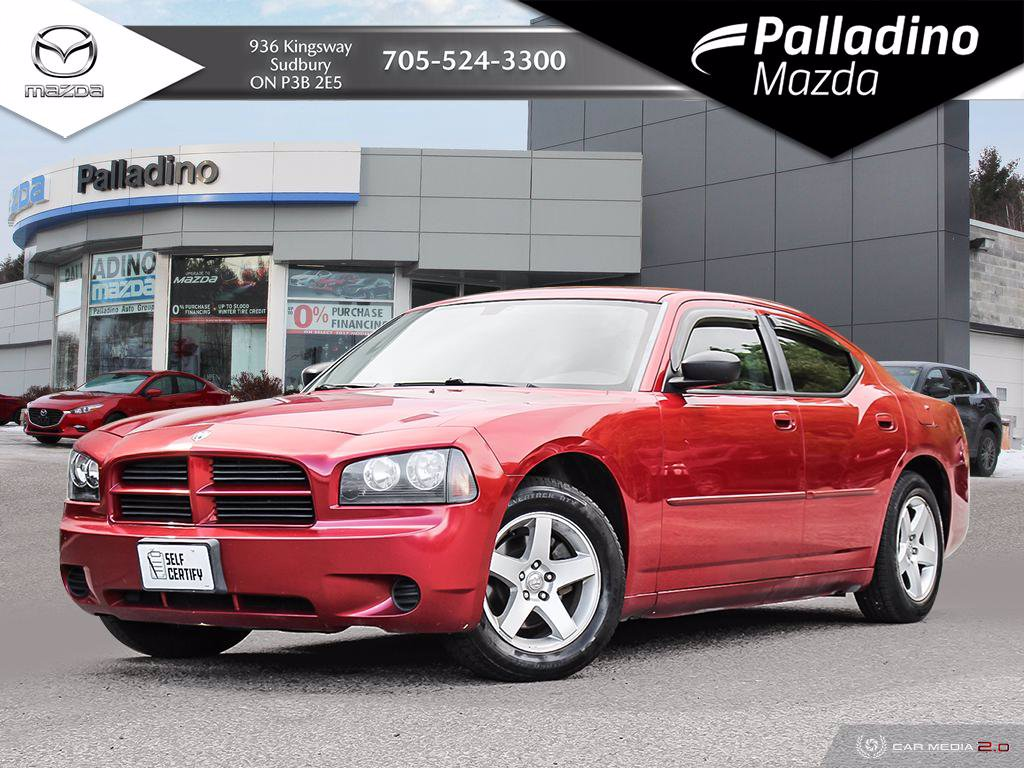 Pre-Owned 2009 Dodge Charger SE - SELF CERTIFY