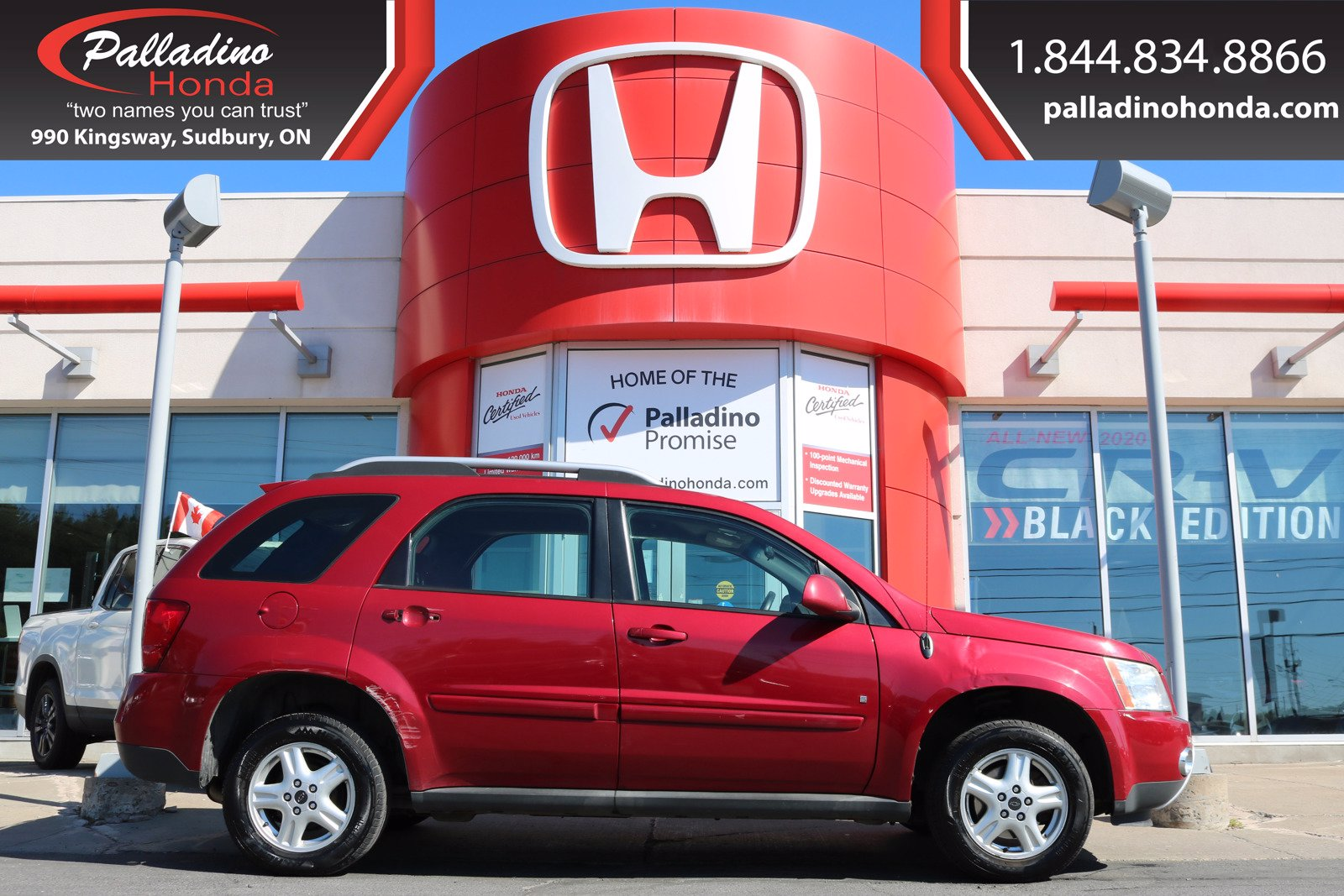 Pre-Owned 2006 Pontiac Torrent BASE- AS/IS