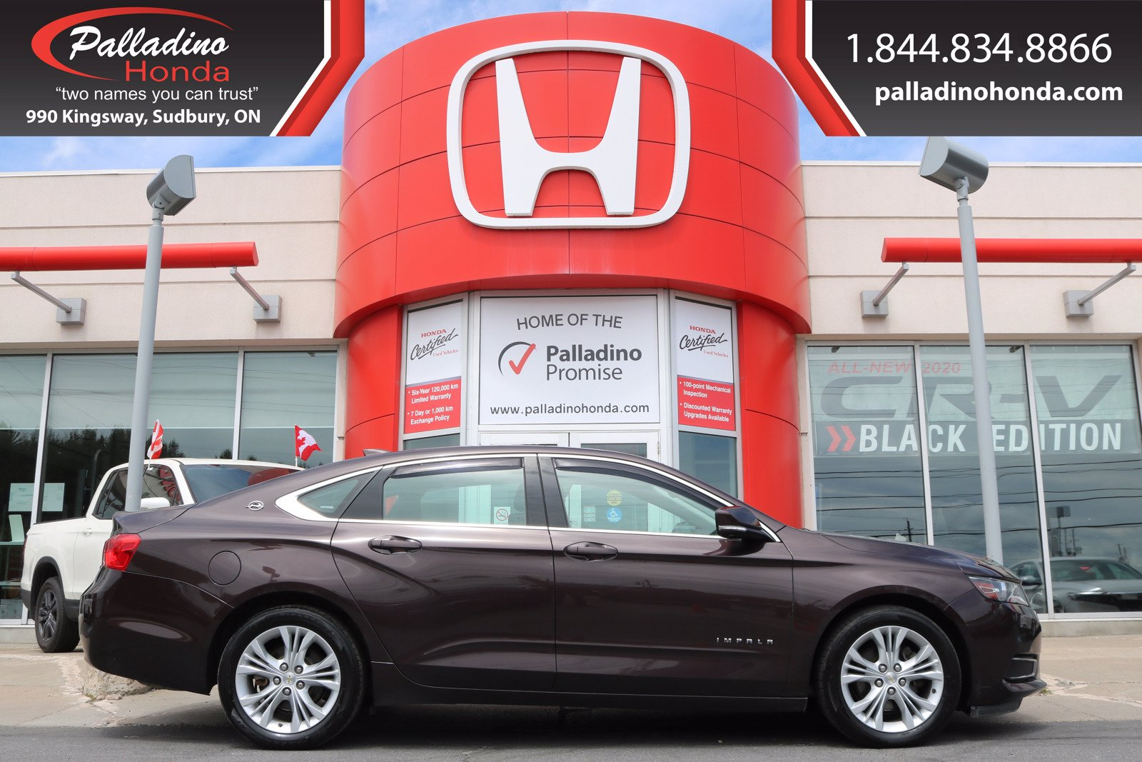 Pre-Owned 2015 Chevrolet Impala LT- V-6, HEATED SEATS, BLUETOOTH