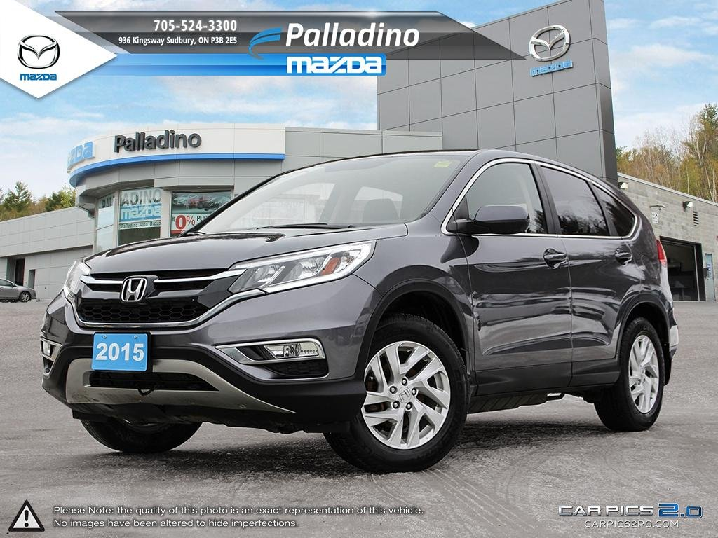 Pre-Owned 2015 Honda CR-V EX - IIHS TOP SAFETY PICK+