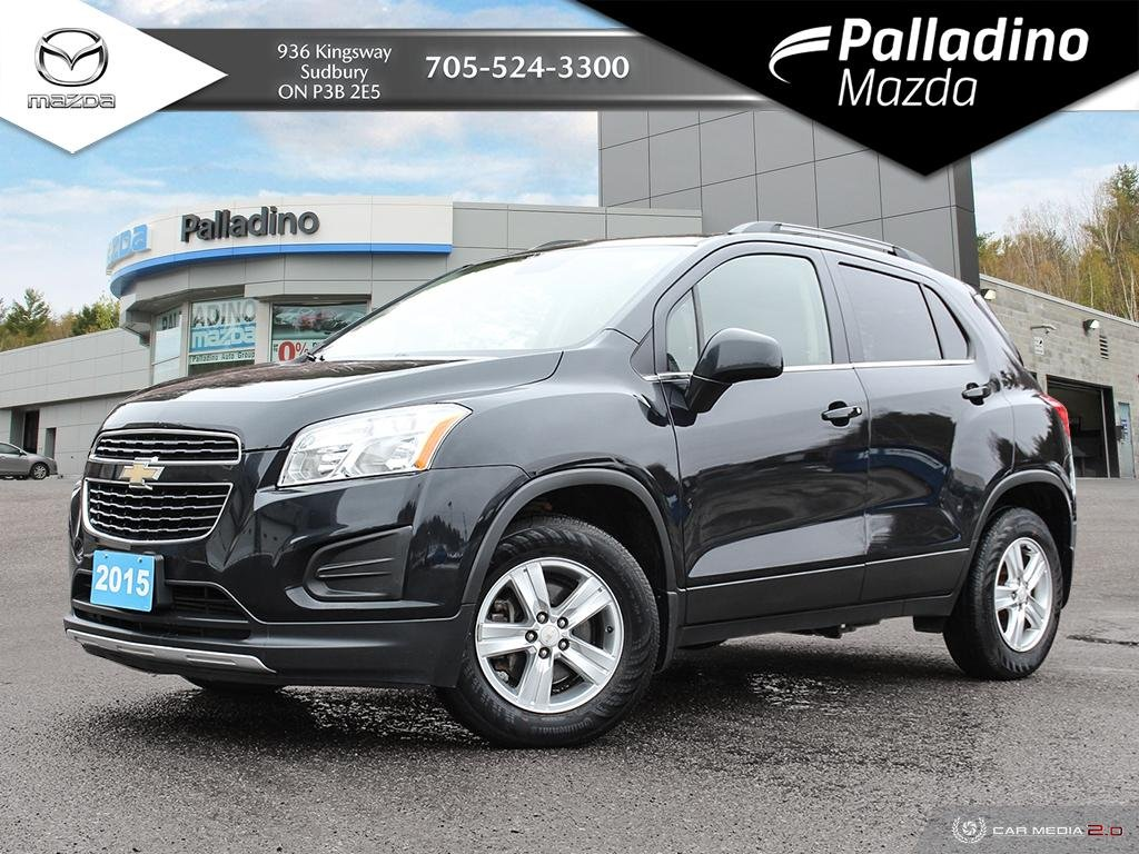Pre-Owned 2015 Chevrolet Trax LT - GREAT VALUE - TOP SAFETY PICK - CERTIFIED