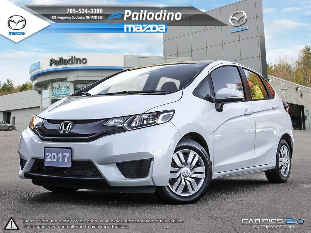 Certified Pre-Owned 2017 Honda Fit LX - LIKE NEW - HEATED SEATS