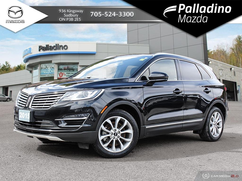 Pre-Owned 2015 Lincoln MKC BASE - FUEL EFFICIENT FOUR CYLINDER TURBO