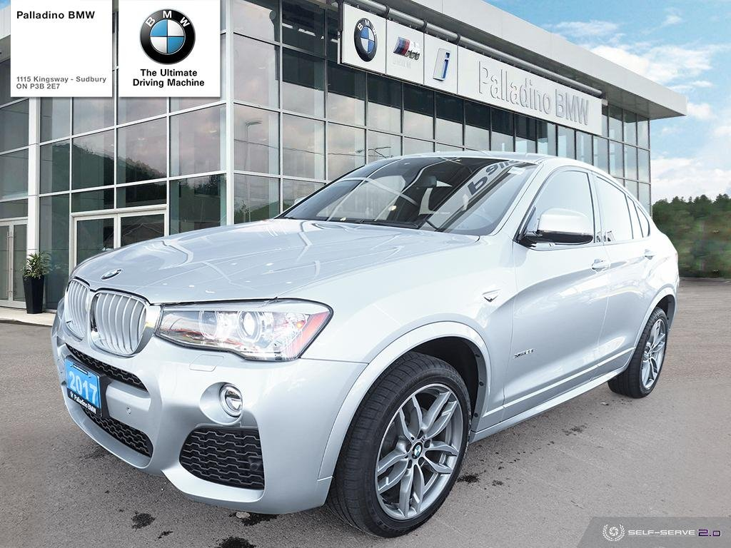 Certified Pre-Owned 2018 BMW X4 xDrive28i / Black Interior/Premuim Essential / Warranty