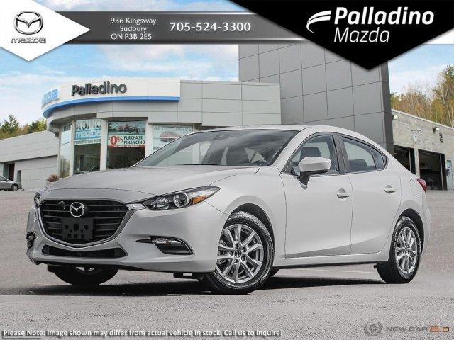 New 2018 Mazda3 50th Anniversary Edition
