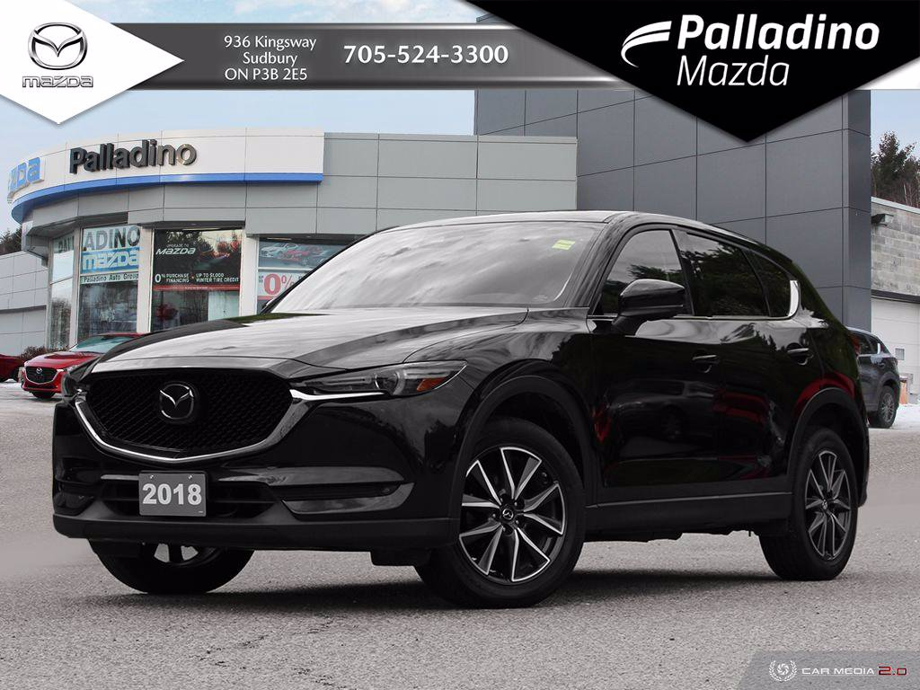 Pre-Owned 2018 Mazda CX-5 GT - BEST VALUE IN 500KM - FULLY LOADED