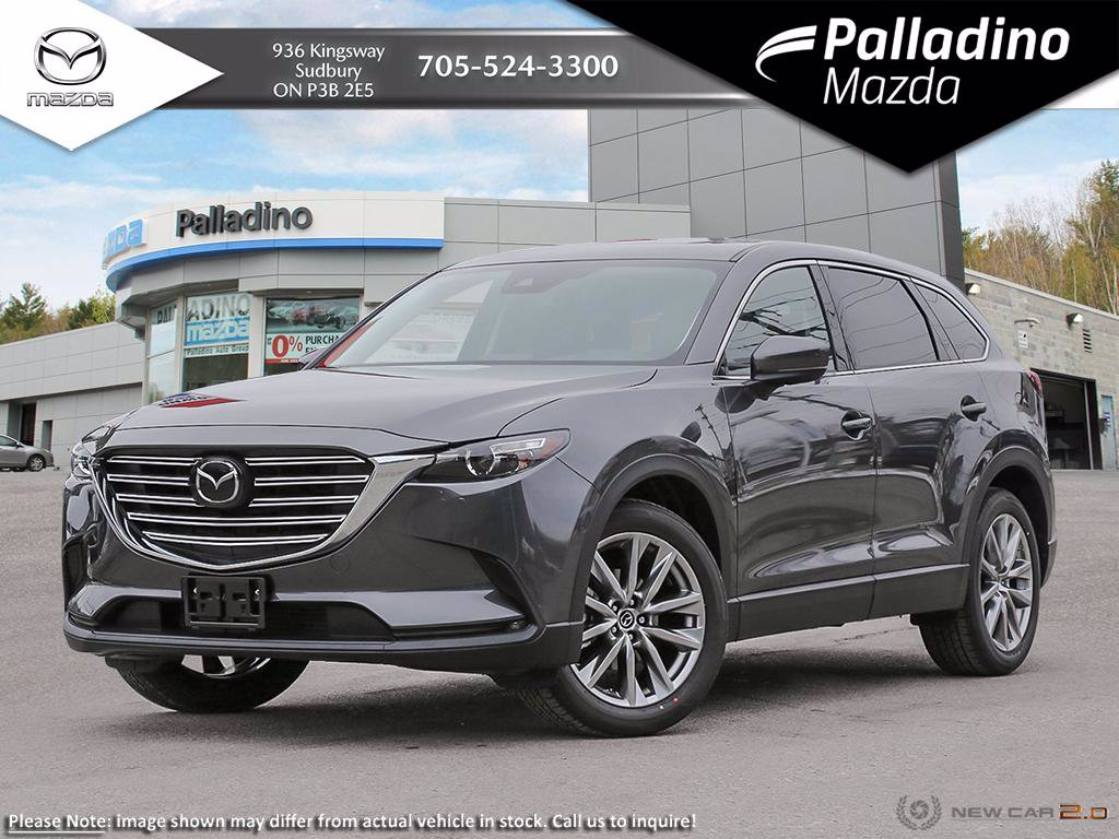New 2020 Mazda CX-9 GS-L