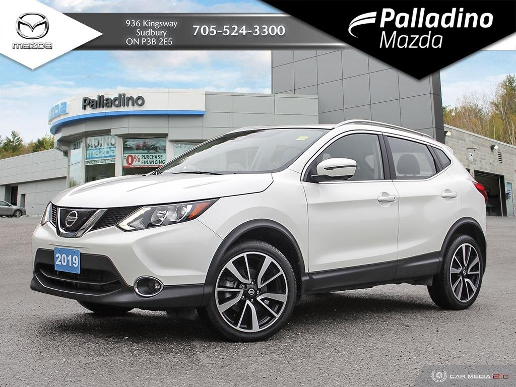 Pre-Owned 2019 Nissan Qashqai SL - LIKE NEW - LOW MILEAGE