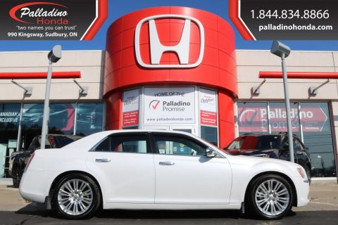 Pre-Owned 2012 Chrysler 300 Limited-CERTIFIED
