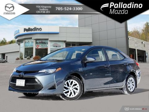 Pre-Owned 2018 Toyota Corolla LE - FUEL EFFICIENT 4 CYLINDER - LIKE NEW