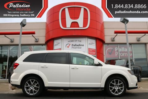 Pre-Owned 2014 Dodge Journey R/T Rallye-CERTIFIED