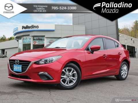 Pre-Owned 2015 Mazda3 GS - IIHS TOP SAFETY PICK