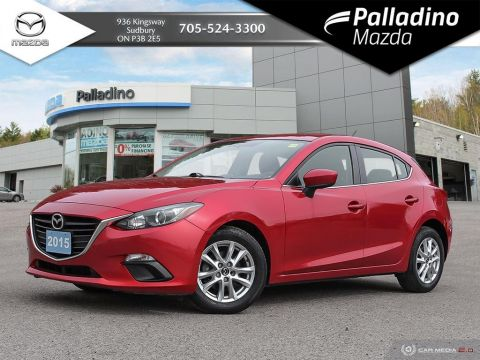 Pre-Owned 2015 Mazda3 GS - GREAT VALUE - HEATED SEATS