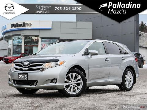 Pre-Owned 2015 Toyota Venza LEATHER - NAVIGATION - HEATED SEATS