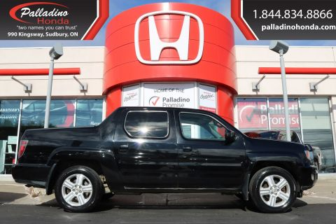 Pre-Owned 2013 Honda Ridgeline Touring-HEATED SEATS, BACKUP CAMERA, NAVIGATION