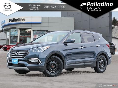 Pre-Owned 2017 Hyundai Santa Fe Sport SE - LEATHER - TWO SETS OF TIRES AND RIMS