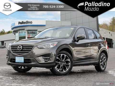 Pre-Owned 2016 Mazda CX-5 - 2 SETS OF TIRES ON RIMS - CERTIFIED