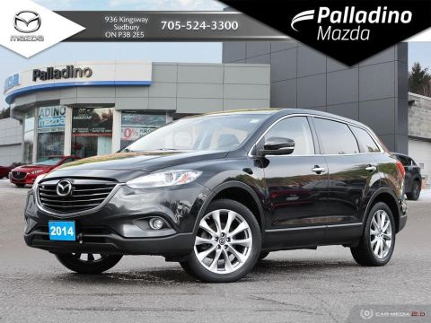 Pre-Owned 2014 Mazda CX-9 GT - 7 SEATER UNDER 18K - FULL LEATHER - CERTIFIED